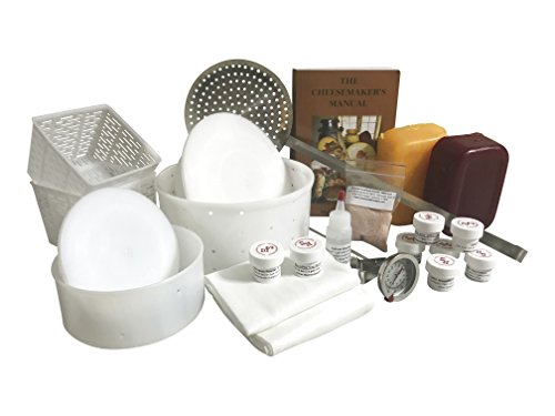 Super Cheesemaking Kit