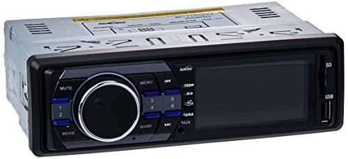 Auto Rádio com Mp5 e TV Digital, Naveg, NVS 3079TV, Centrais Multimídia, Preto, 18.50x14.50x6cm
