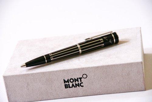 Mont Blanc penna a sfera Thomas Mann Ltd Edition 2009