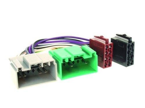 Radioadapterkabel für Volvo auf ISO S40 V40 S60 S70 V70 S80