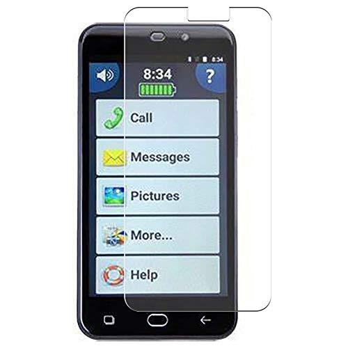 Vaxson TPU Pellicola Privacy, compatibile con Amplicom PowerTel M9500, Screen Protector Film Filtro Privacy [ Non Vetro Temperato ]
