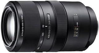 ソニー SONY 望遠ズームレンズ 70-300mm F4.5-5.6 G SSM フルサイズ対応