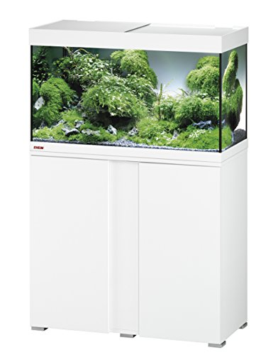 Eheim Vivaline LED Combi 13 W + Filtre Biopower 160 + Thermo Contrôle 100 W Blanc 126 L