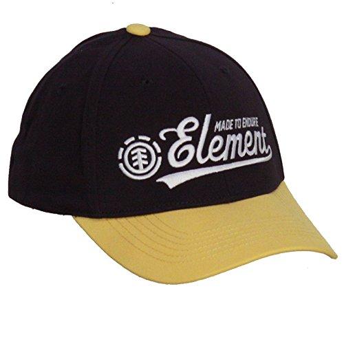 Element medium Curve Cap ~ Signature Indigo