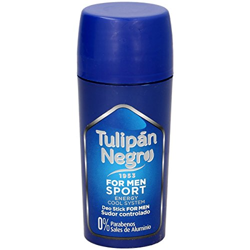 TULIPAN NEGRO Men desodorante sport barra 75 ml