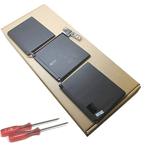 Compatible With MacBook Pro 13' A1708 2016 2017 - Replacement Battery A1713 - OEM/With Tools 4781mAh