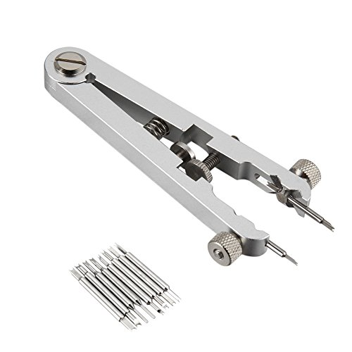 ASOSMOS Uhrenwerkzeug Set Uhr Armband Spring Bar Standard Werkzeug Tasche Reparatur Ersetzen Entfernen Tool Pinzette Tool