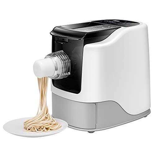 VIVOHOME 110V Electric Automatic Pasta Ramen Noodle Maker Machine with...