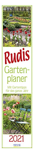 Rudis Gartenplaner 2021: Langplaner