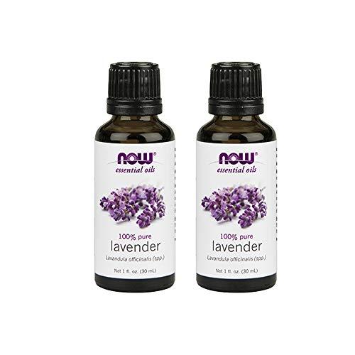 NOW Foods Essential Oils Pure Oil (2, Lavender)
