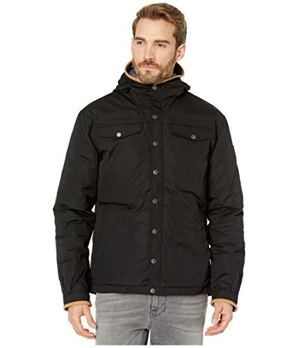 FJÄLLRÄVEN Greenland No. 1 Down Jacket M Veste de Sport Homme, Black, FR : S (Taille Fabricant : S)