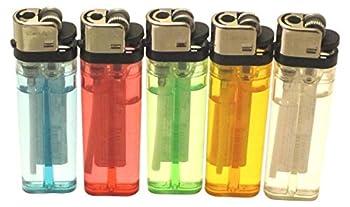 Cigarette Lighter Disposable Classic Lighters - 10 Pack Lot