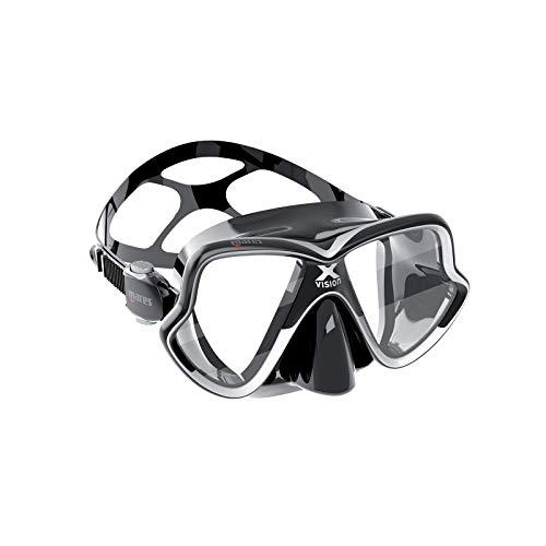 Mares Unterwasser Shorts, schwarz/Weiss,
