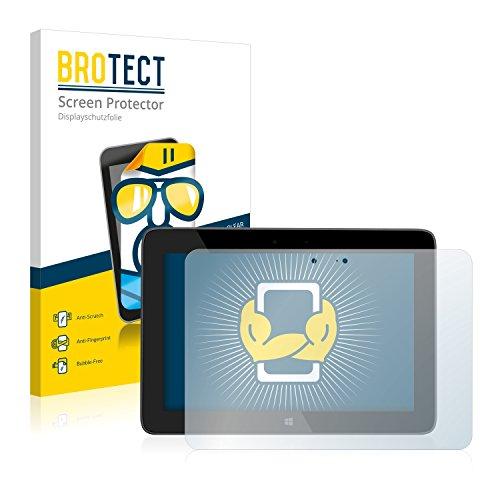BROTECT Schutzfolie kompatibel mit HP 5600EG Omni 10 (2 Stück) klare Bildschirmschutz-Folie