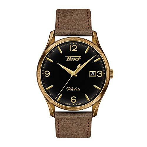 Tissot Herren-Armbanduhr Heritage Visodate T118.410.36.057.00