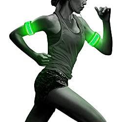Gifts-for-Walkers-LED-Reflective-Armband