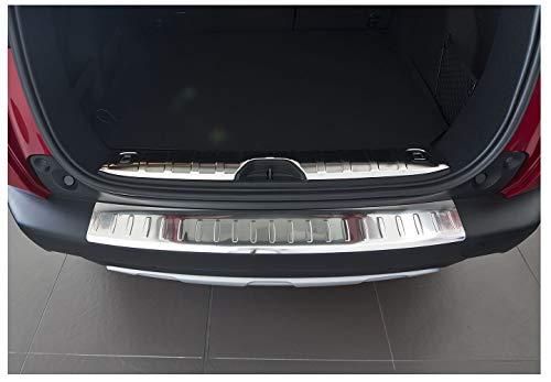 tuning-art L140 Edelstahl Ladekantenschutz 5 Jahre Garantie Fahrzeugspezifisch