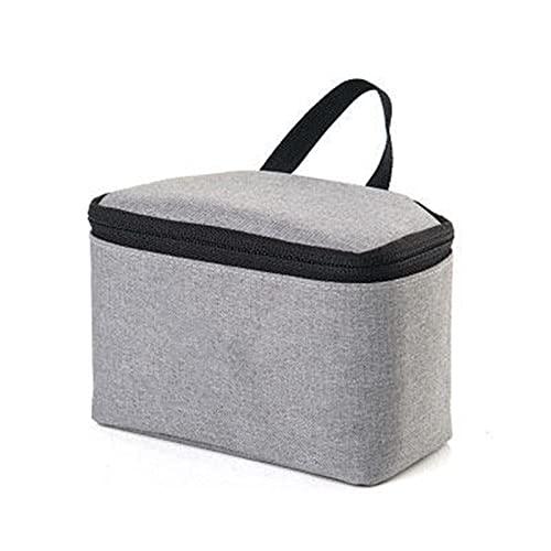 DorisAA Tarro de almacenamiento 8 unids/set condimentos caja de especias frasco cruets bolsa picnic barbacoa condimento aromatización