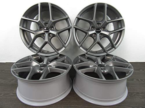 4 Alufelgen Borbet Y 17 Zoll passend für C30 C70 S40 S60 V40 V50 V60 V70 XC40 XC60 XC70 NEU