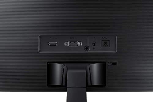Samsung CF390 Series 27 inch FHD 1920x1080 Curved Desktop Monitor for Business, HDMI, VGA, VESA mountable, 3-Year Warranty, TAA (C27F390FHN)