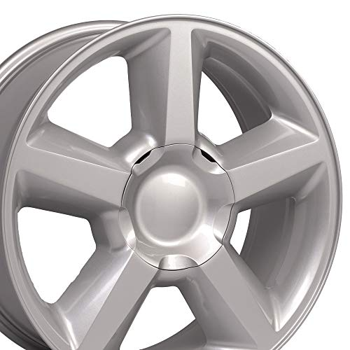 07 factory yukon denali wheels - 3