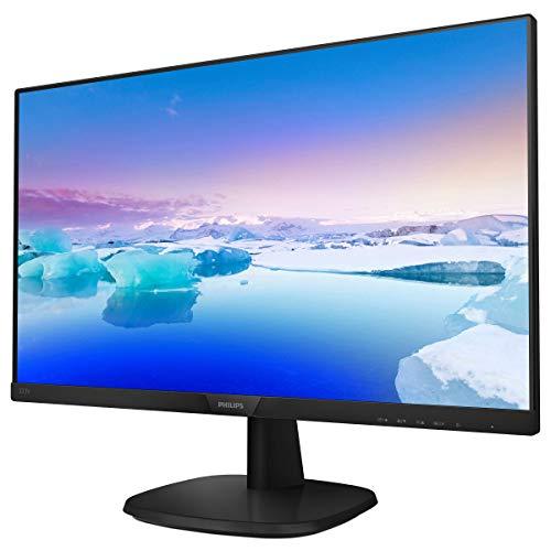 Philips V Line 223V7QDSB/00 (21, 5 Zoll) Monitor (VGA, DVI, HDMI, LCD, Full HD, ohne Lautsprecher)