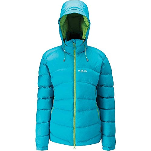 RAB Microlight Jacket - Women's Tasman/Wasabi Small
