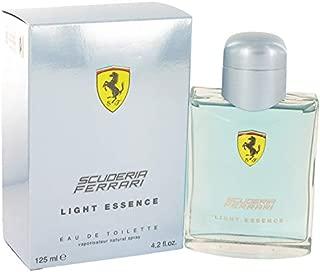 Fêrrárí Scuderia Light Essence by Fêrrárí for Men Eau De Toilette Spray 4.2 oz