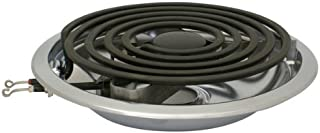 Range Kleen 1020AM7383 Style A Large Canner Element with Chrome Style A Drip Bowl