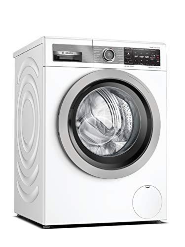 Bosch WAV28E42 HomeProfessional Waschmaschine Frontlader / A+++ / 152 kWh/Jahr / 1400 UpM / 9 kg / Weiß / Fleckenautomatik Plus / i-DOS™ / Home Connect