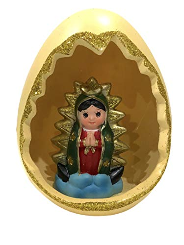 Our Lady of Guadalupe Night Light Lamp Virgen Guadalupe Lampara