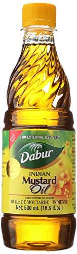 Dabur Mustard Oil- 16.9Oz