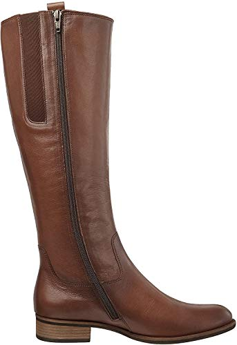 Gabor Shoes Damen Fashion Stiefel, Braun (32 Caramello (Effekt), 42 EU