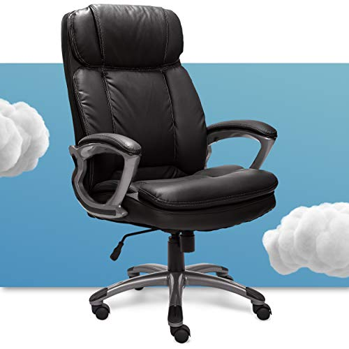 Serta 43675 Big & Tall Executive Office Chair High Back