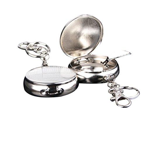 VOSAREA 3Pcs Bracelets à Claquer Bracelet Anti-moustiques Sl