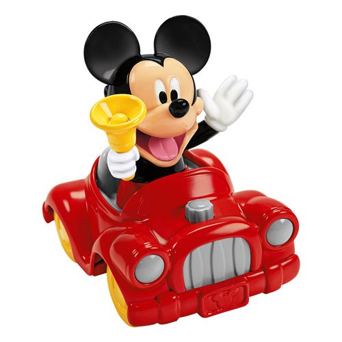 Voiture sonore Mickey Disney