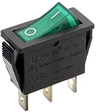 Interruptor universal de 1 via 16 A (Verde)