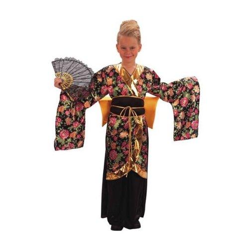 Disfraz de geisha niña