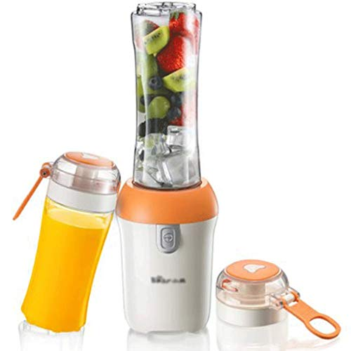 XLEVE Portable Personal Blender, Household Juicer fruit shake Mixer Baby cooking machine with Charger Cable