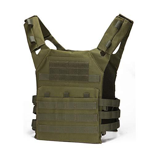 MASII Outdoor Tactical Vest Multifunktions-MOLLE Expansion Und Bequeme Militärische Ausbildung COS Combat Exercises JPC Vest,B