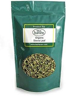 Organic Stevia Leaf Herb Tea Stevia Rebaudiana Herbal Remedy - 8 oz bag
