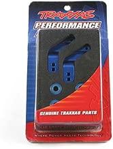 Traxxas 3652A Blue-Anodized 6061-T6  Aluminum Rear Stub Axle Carriers (pair)