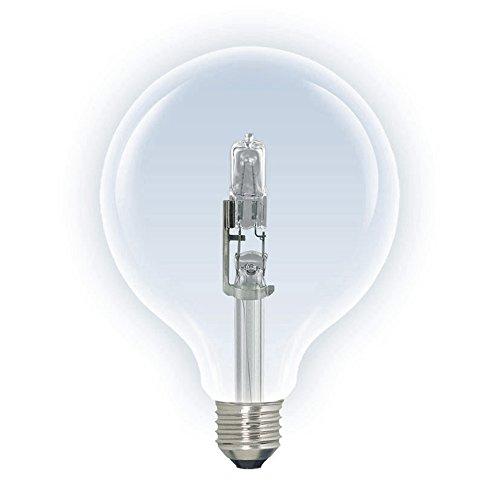 LAES Eco Leuchtmittel Globe E27, 28W, 125x 175mm
