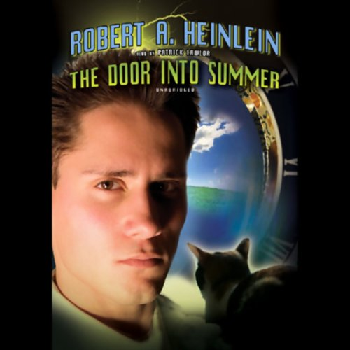 The Door into Summer audiobook cover art