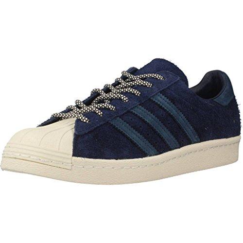 adidas Originals Superstar II Schuh mit Low-Top für Erwachsene, Unisex 24 blau
