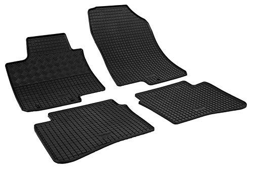 Gummi Fußmatten Automatten fahrzeugspezifisch AZ10091019