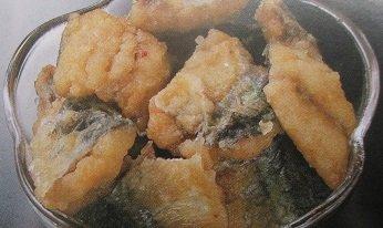 さんま南蛮漬 1kg ( 約40-50切れ ) 冷凍 秋刀魚 小鉢 業務用 オードブル