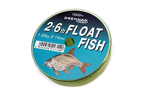 Drennan Float Fish Line New Version: 4.4lb