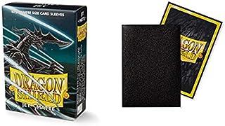 Dragon Shield Matte Mini Japanese Jet 60 ct Card Sleeves Individual Pack