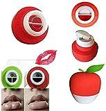 JJZXPJ Lip Plumper Dispositivo, Dispositivo De Labios Bomba Labio Labios Rápida Herramienta Labio Enhancer Dispositivo Hace Que Su Labio Se Ve Más Completo Le Hace Atractivo (Color : Red)